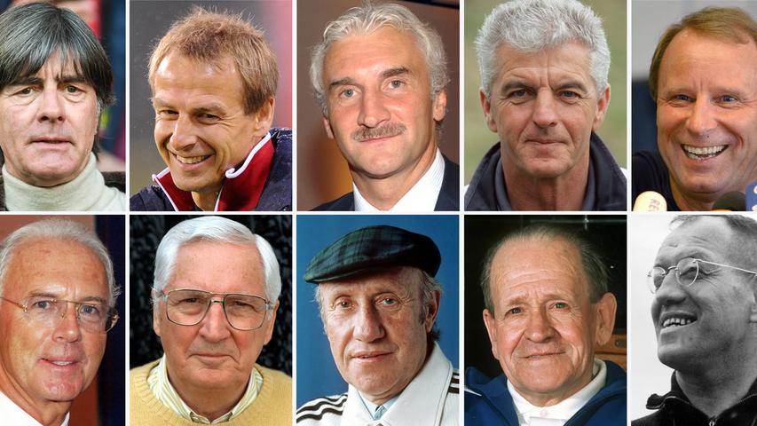 Collage Bundestrainer