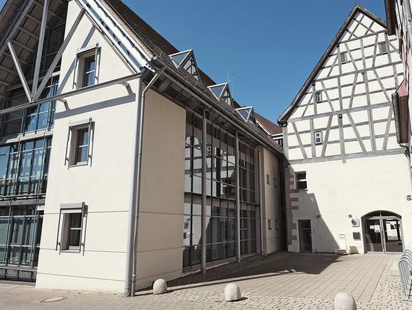 Neues Rathaus der Stadt Weißenburg i.Bay.
