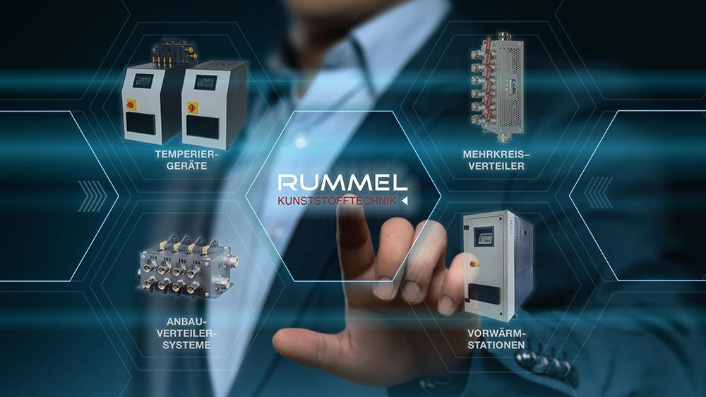 Produkte der Firma Rummel Kunststofftechnik