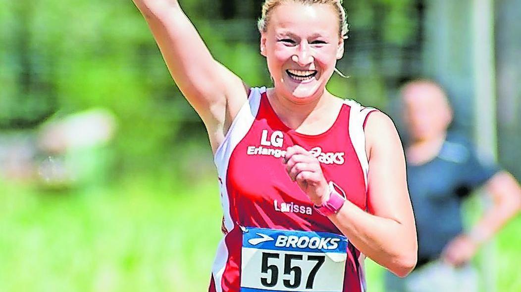 Siege gab es für Larissa Korn in ihrer Karriere schon einige. Zum Beispiel 2017 beim Marktlauf in Thalmässing.