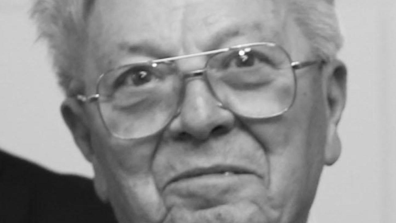 Hans Schuster 30.12.1927 - 13.5.2021