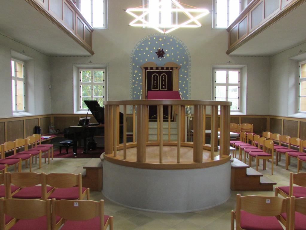 Ressort: B1..Motiv: Tag des offenen Denkmals am 08092013..Synagoge Ermreuth..Foto:Riedel Rolf, rd..Datum: 09092013