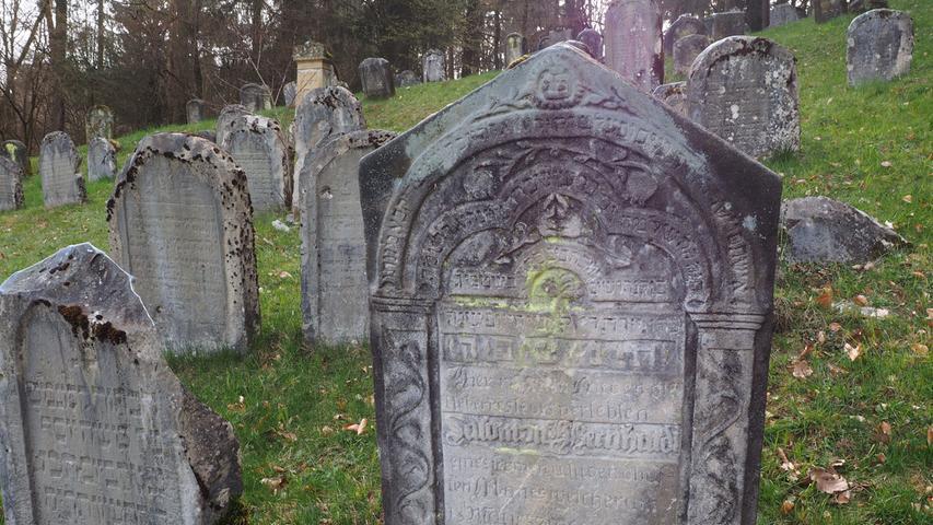 Spuren jüdischen Lebens im Landkreis Forchheim