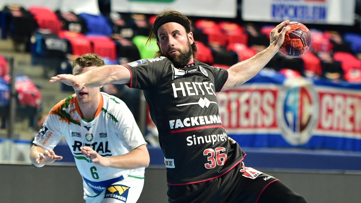Hat ein Auge für Tore und Talente: Florian von Gruchalla.