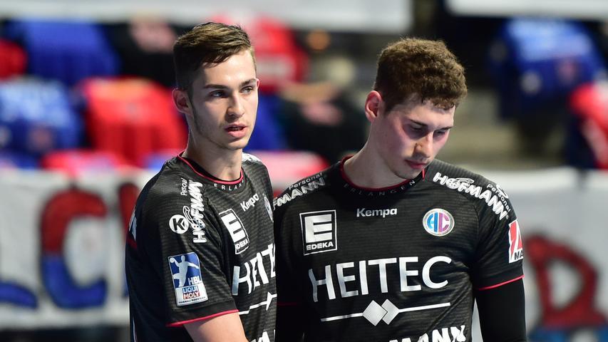 Chancen verspielt: HSG Wetzlar gewinnt gegen den HC Erlangen