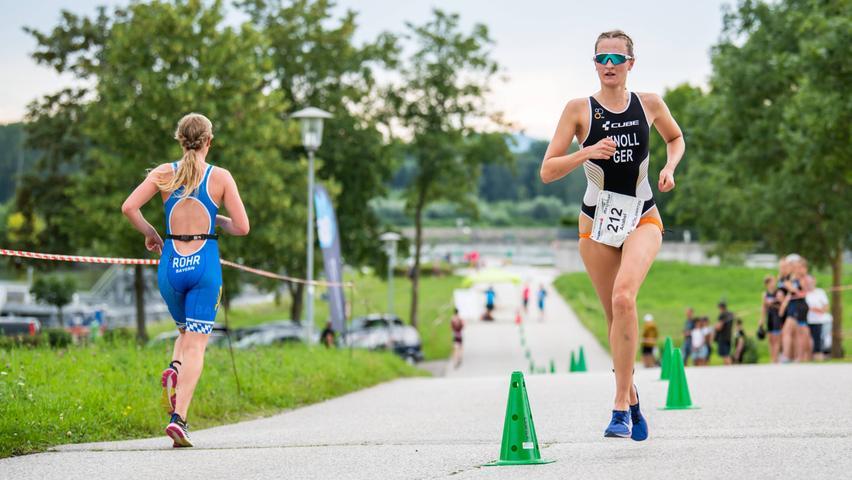 Sehr überraschend qualifizierte sich Anabel Knoll für den olympischen Triathlon. Verdient war es trotzdem, sie will Tokio nun genießen.