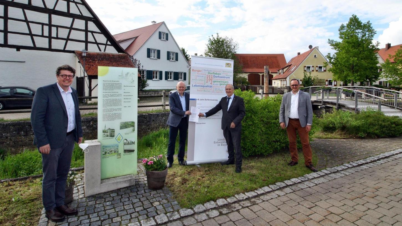 Raiffeisen Meinheim: Wandel zum Bürgerhaus kann beginnen
