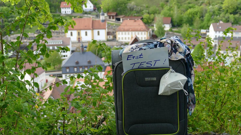 Bevor man in Pottenstein oder einem anderen Ort eincheckt, muss man ein negatives Corona-Testergebnis vorlegen. Es gibt aber auch Ausnahmen, wie die Touristiker erklären.