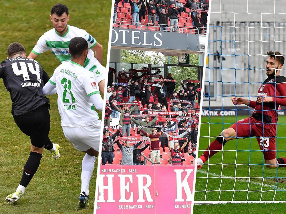 Das rechts ist fei nicht Ingolstadt: Tolle Club-Momente in der Saison 2020/21? Ja, die gab es.