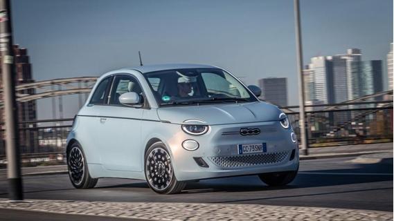 Fiat 500 Elektro im Fahrbericht
