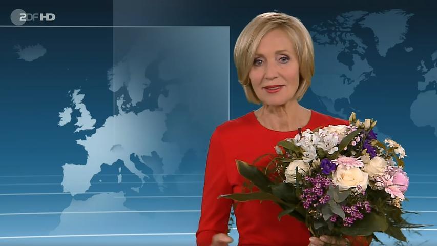 Ihr Gesicht ist vielen Millionen Zuschauer vertraut: Seit mehr als zwei Jahrzehnten moderiert Petra Gerster die