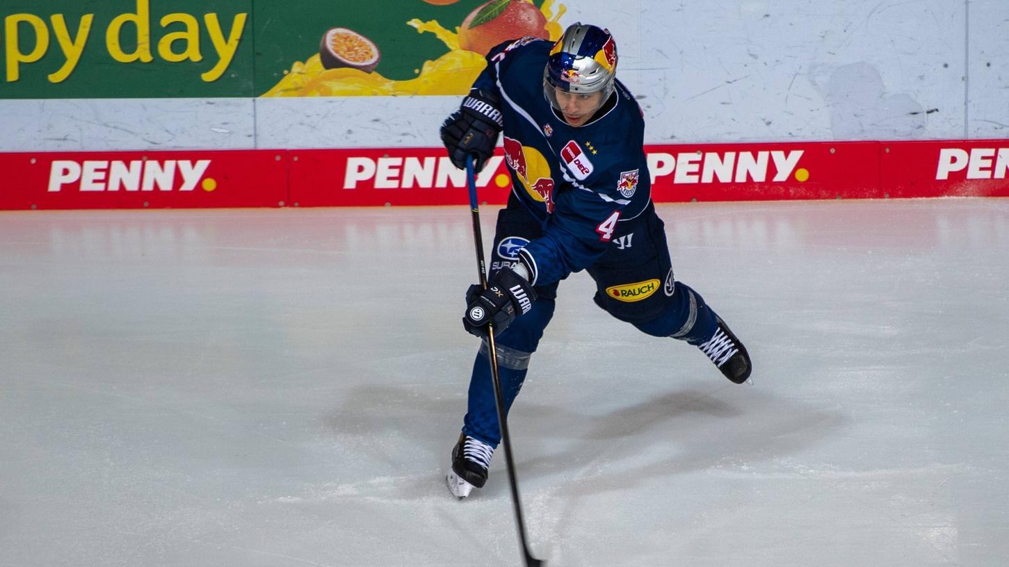 Erfahrung in der DEL: Der neue Ice Tiger Blake Parlett trug in der DEL auch das Münchner-Trikot.