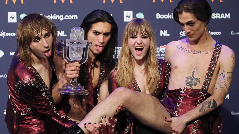 Maneskin, Eurovision Song Contest, Zitti e Buoni, Rock im Park ...
