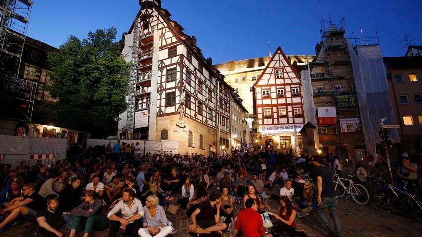 Gericht kippt Alkoholverbotszone in Nürnberg