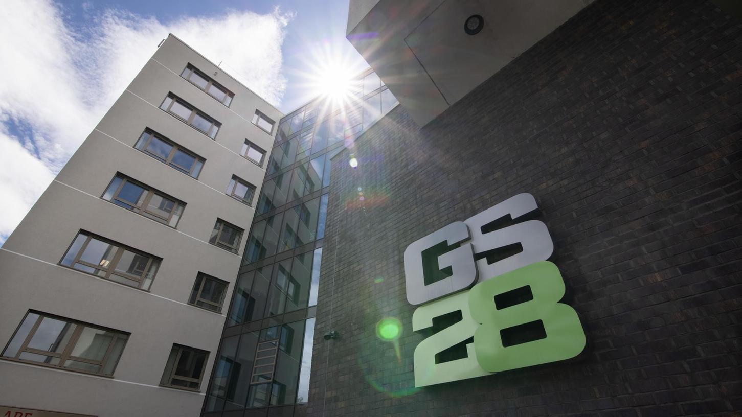 """Im August 2020 eröffnet, soll das GS 28 als eine Art """"Stadtoase"""" fungieren und ist Sitz des Familienunternehmens Schreier."""