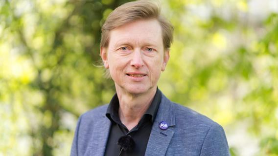 Bamberger ist bundesweiter Spitzenkandidat: Das will die Volt-Partei