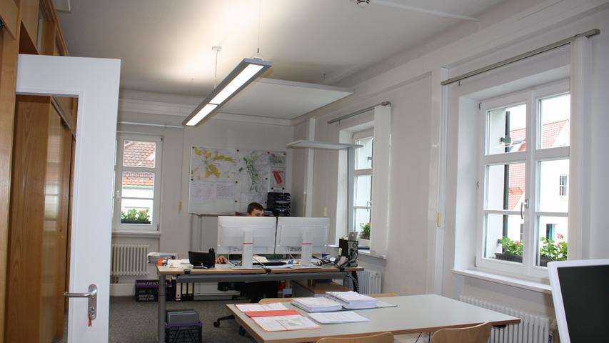 Rundgang in Bildern: Das renovierte Gunzenhäuser Rathaus ist jetzt barrierefrei