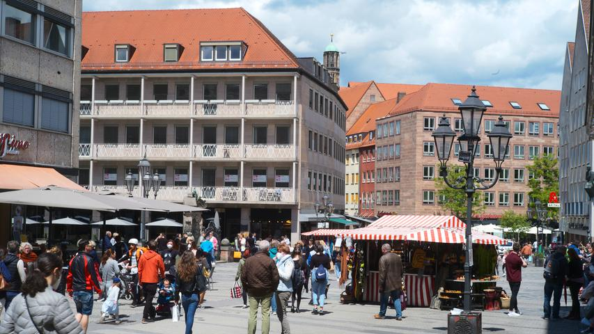Corona in Nürnberg: Inzidenz steigt weiter an