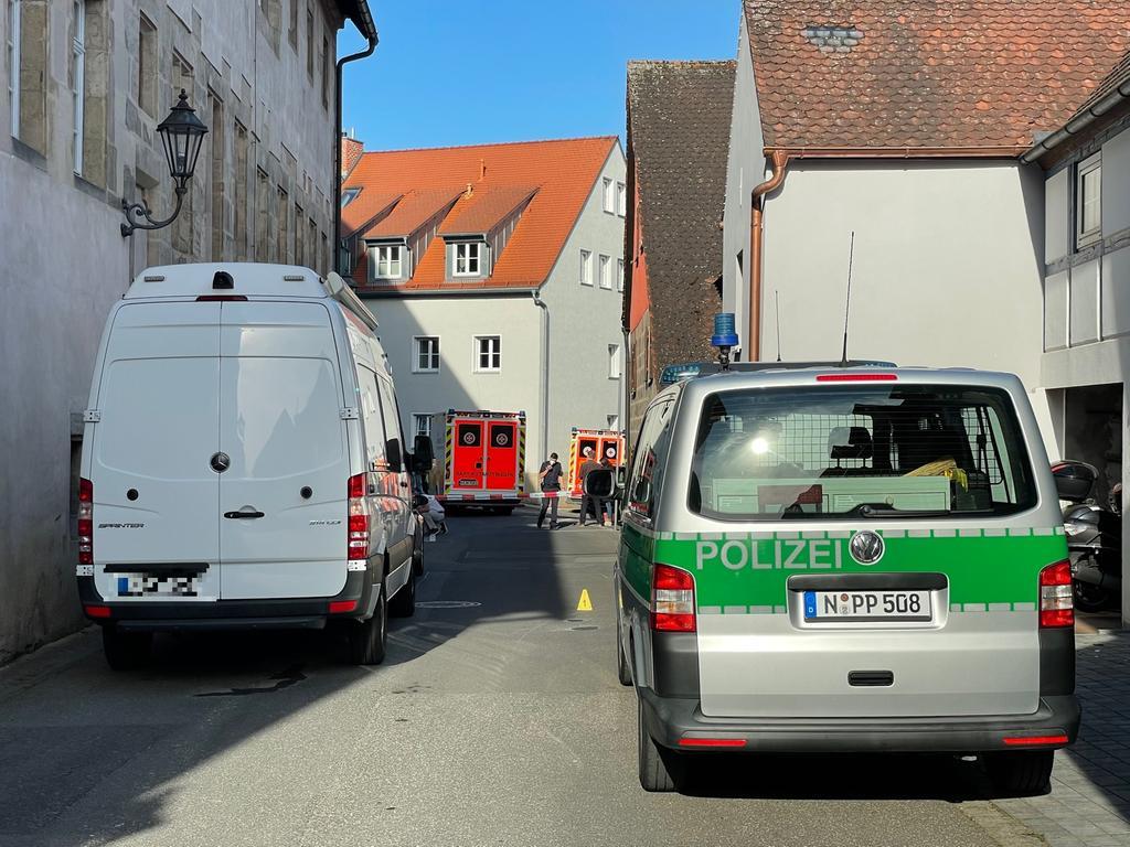 Neugeborenes in Langenzenn gefunden