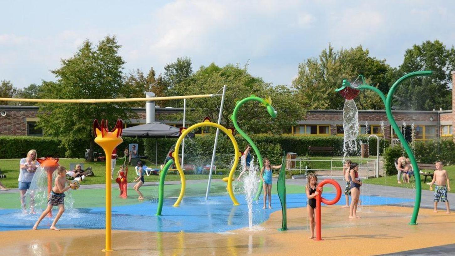 Was ist eigentlich ein Spray Park? Solche und andere Fragen können die Treuchtlinger bei einer Infoveranstaltung stellen.