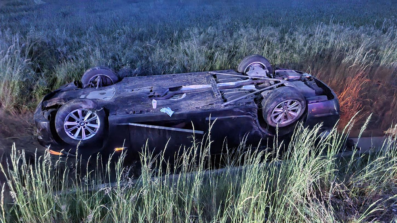 Am Donnerstagabend ist es beiIckelsheim zu einem Verkehrsunfall mit mehreren Verletzten gekommen.
