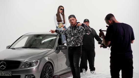 Von der Laderampe ins Rampenlicht: Pascal Suffa will Rap-Star werden