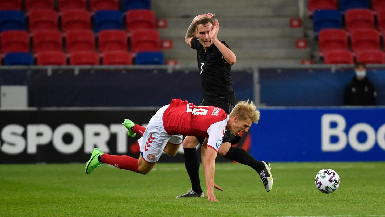 David Raum und seine deutschen Altersgenossen reklamieren bei der U21-EM den Titel für sich.