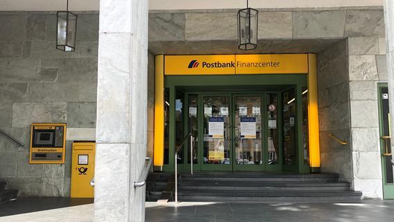 Noch im Juni: Postbank-Filiale in der Bamberger Innenstadt wird schließen