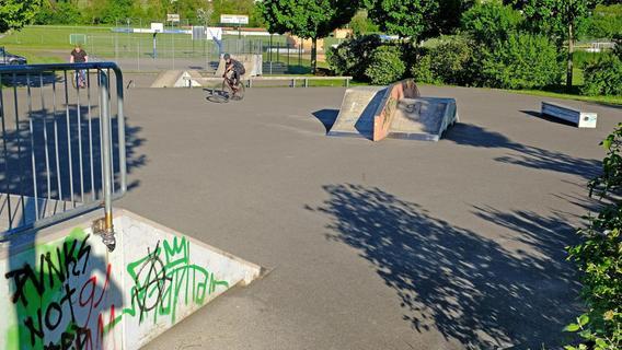 Wird der Skaterplatz in Weißenburg erneuert?