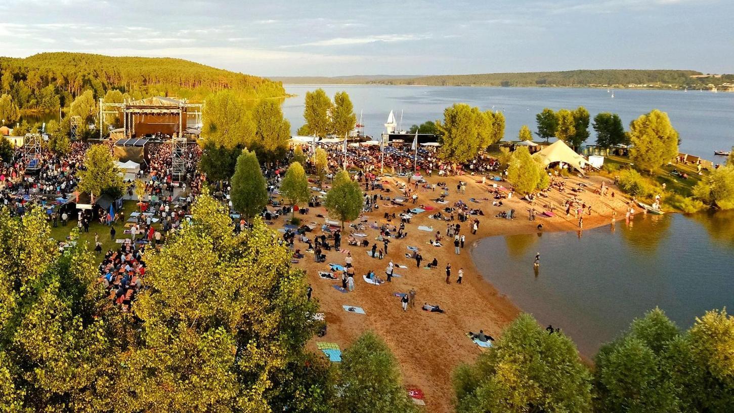 """Auch heuer bleiben die Rockfans aus: Die """"Lieder am See"""" wurden jetzt wegen Corona endgültig abgesagt."""