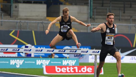 Höchstadts Hindernisläufer Martin Grau bangt um Olympia