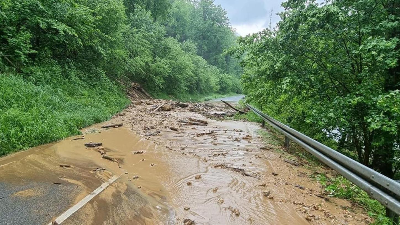 Die Orte rund um Gößweinstein hat es stark getroffen.
