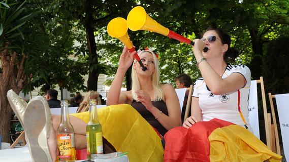Die EM läuft: Hier gibt's Public Viewing in Nürnberg