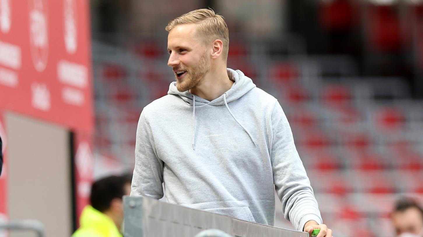 Kommt in der nächsten Saison zumindest einmal nach Nürnberg: Hanno Behrens.