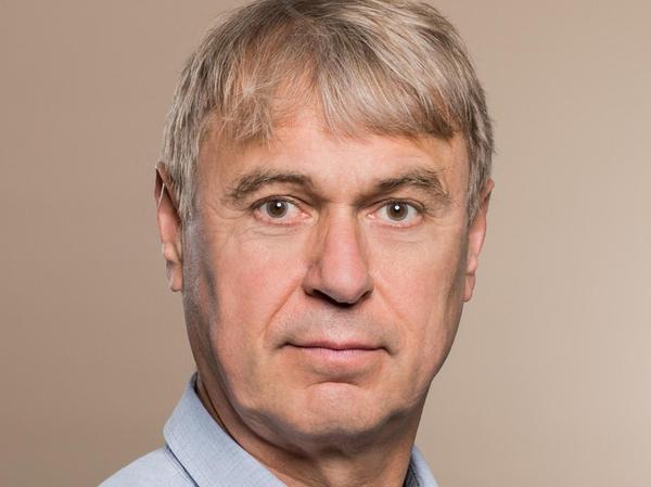 Cyrus Samimi ist studierter Geograph und Professor für Klimatologie an der Universität Bayreuth.
