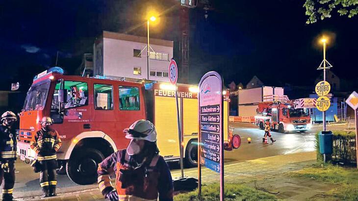 Bereits Ende Mai musste die Röthenbacher Feuerwehr dreimal zu später Stunde an der Asylunterkunft am Friedrichsplatz anrücken,weil jemand mutwillig den Alarmknopf gedrückt hatte.