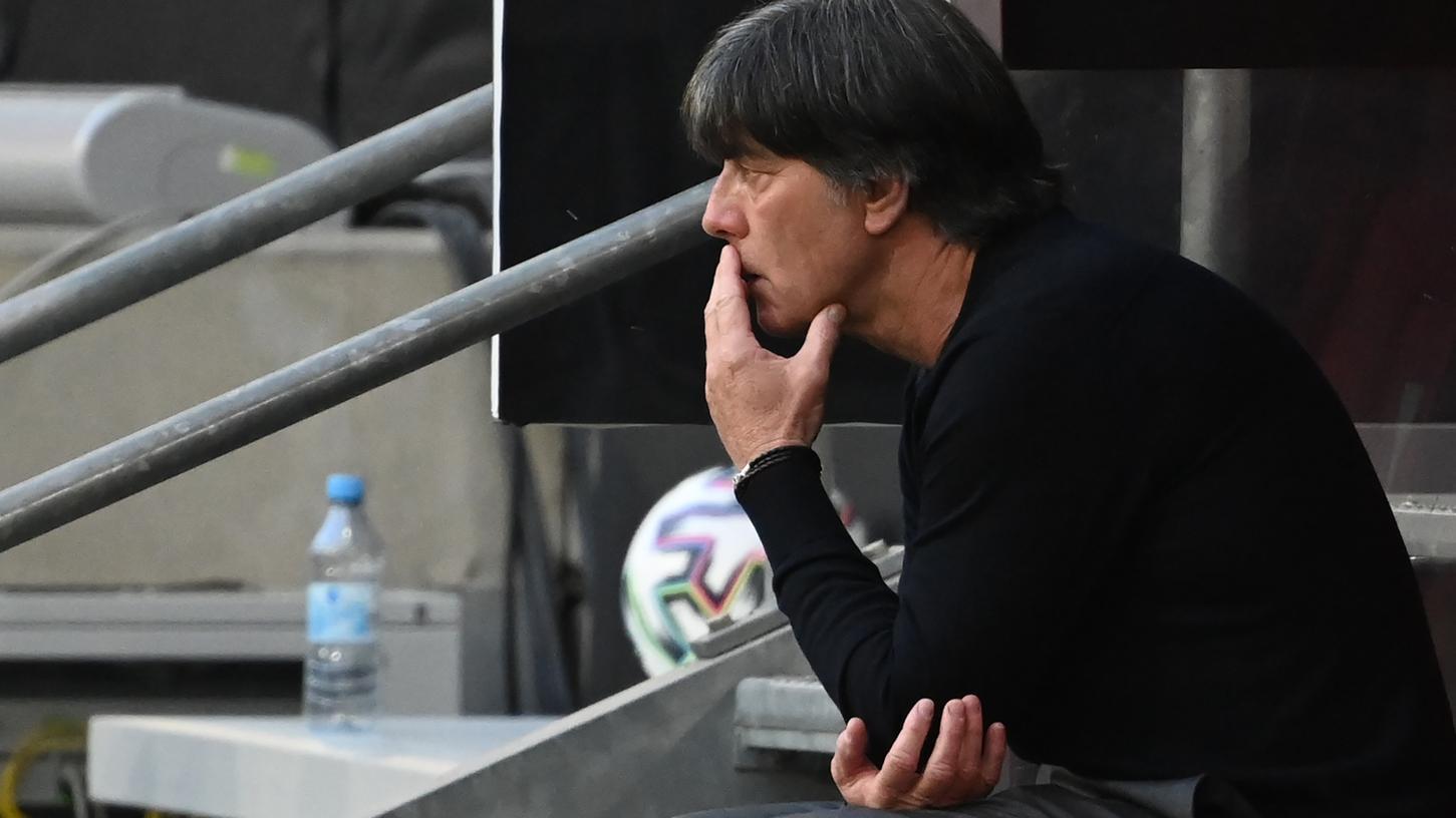 Überlegt sich, wie sein letztes Turnier als Bundestrainer erfolgreich werden kann: Joachim Löw.