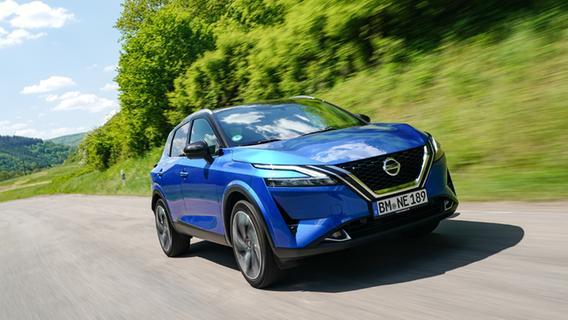 Nissan Qashqai: Auf ein Neues