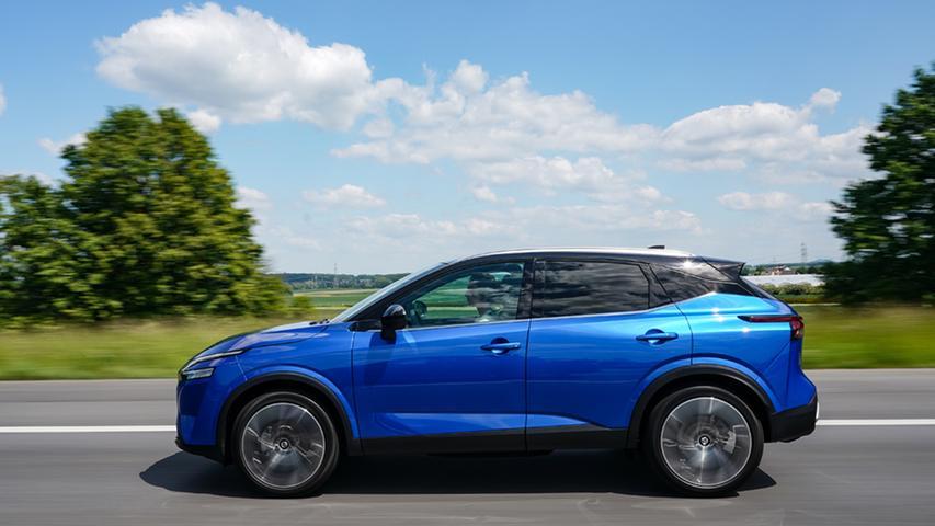 Der e-Power folgt im zweiten Quartal 2022. Er nutzt einen 1,5-l-Dreizylinder-Turbo mit variabler Kompression, der allerdings nur der Stromerzeugung für einen 140 kW/190 PS starken Elektromotor dient, der wiederum die Vorderachse antreibt.