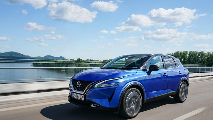 Nissan Qashqai: Bestseller in neuer Generation