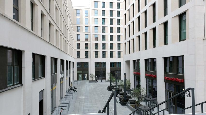 Exklusiver Einblick: So sieht das neue Hotel am Hauptbahnhof aus