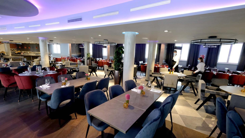 Restaurant Levi im Leonardo Royal Hotel