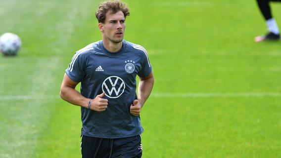 Goretzka ist wieder fit - ersetzt er Müller?