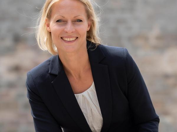 Susanne König, Abenberg, Bürgermeisterin und Fußball-Laie. EM-Tipp: Frankreich.