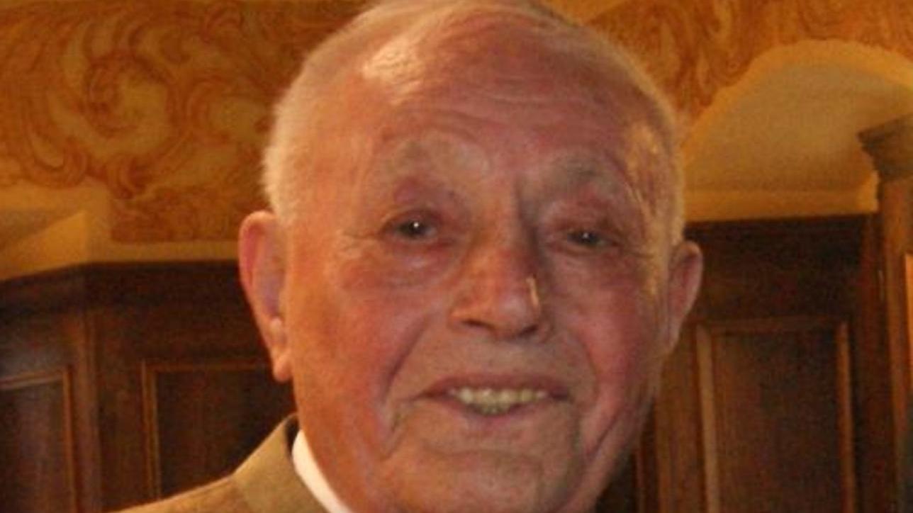 Josef Sichelstiel 23.1.1927 – 9.6.2021