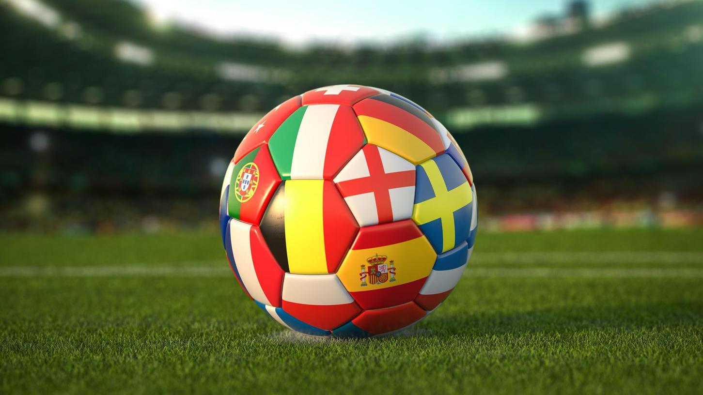 Ab heute rollt der Ball auf europäischem Rasen. Für viele Fans ist die deutsche Elf Favorit im Spiel um den Titel.