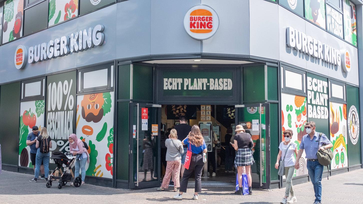 Das weltweit erste Plant-based Burger King Restaurant wurde vom 7. bis zum 11. Juni in Köln eröffnet.