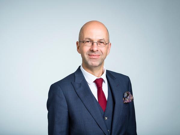 Dierk Hagedorn, Fechttrainer und Buchautor.
