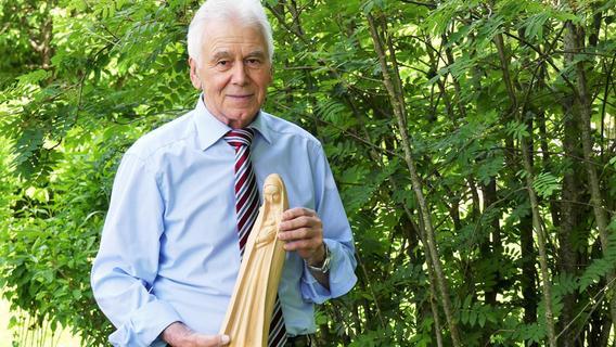 Breitenbrunn: Josef Köstler feiert 75. Geburtstag