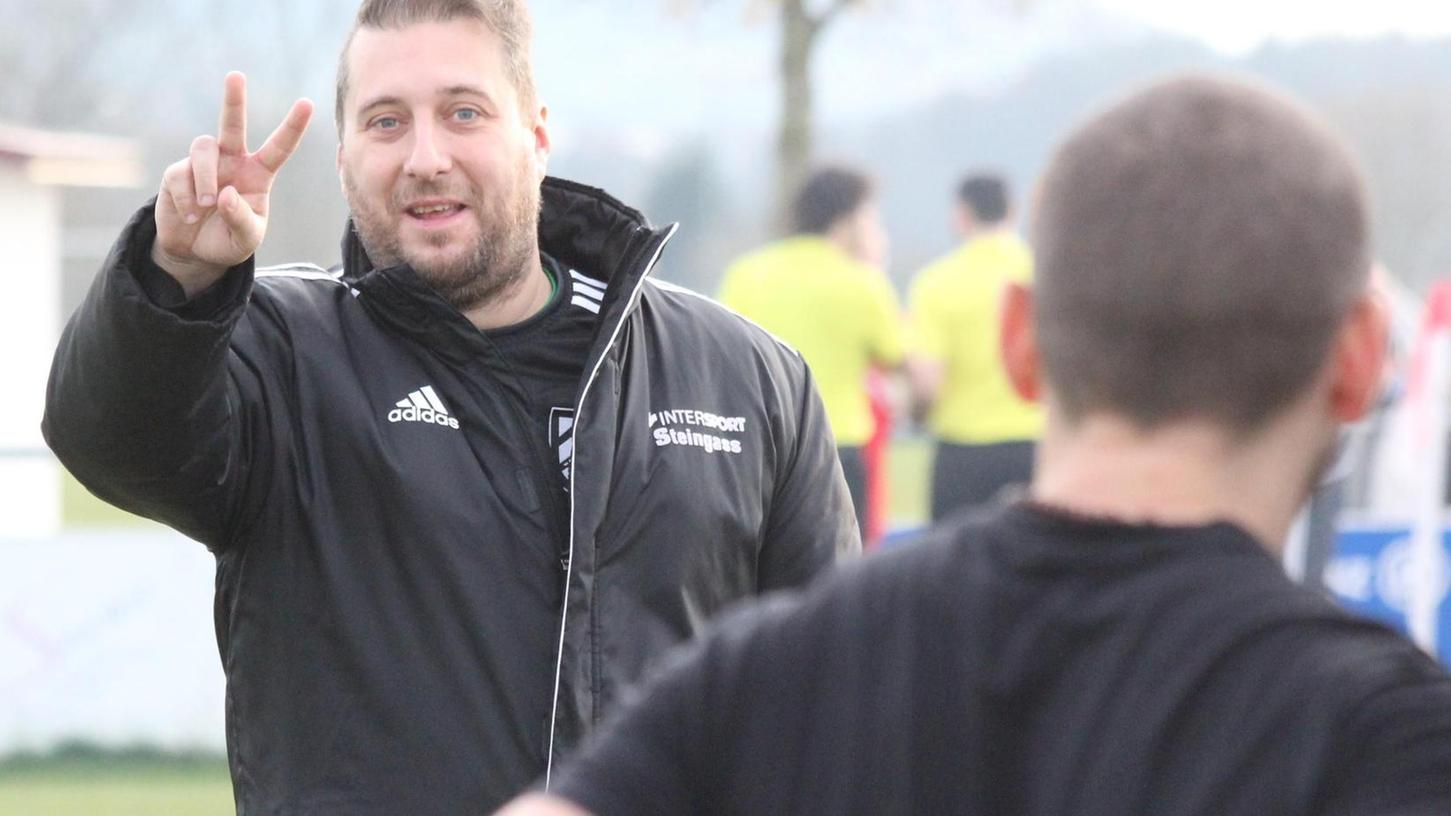 Zuletzt Wettelsheim und Ramsberg/St. Veit, ab sofort bei der DJK Limes: Stefan Birngruber ist neuer Trainer des Fußball-Kreisligisten.
